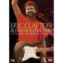 Eric Clapton & Friends Live