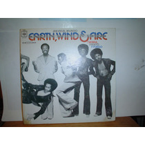 Earth Wind & Fire Asi Es El Mundo Disco Lp Vinil Acetato