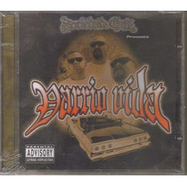 Sociedad Cafe - Barrio Vida I - Hip Hop Rap Mexicano Cd Rock