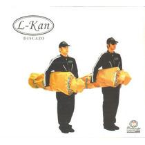 L-kan - Discazo ( Banda Indie Electronico Español ) Cd Rock