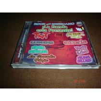 Escoria,t.n.t,vuelo Libre-cd Album-rock 100% Mexicano Class1
