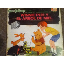Disco Acetato De: Winnie Puh Y El Arbol De Miel