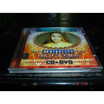 Lucero - Cd + Dvd - Combo De Exitos Idd