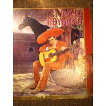 Disco Acetato De: David Reynoso
