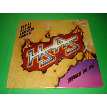 Lp Hsas - Into The Fire / Van Halen Journey Hagar Schon