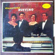 Afroantillana, Cuarteto Los Ruffino, Voces En Ritmo, Lp 12´