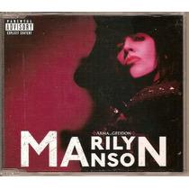 Marilyn Manson Arma...geddon Single Del The High End Of Low