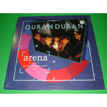 Lp Duran Duran - Arena / Genesis Peter Gabriel Asia