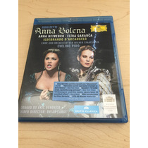 Bluray. Opera. Anna Bolena - Donizeti. Netrebko Garanca