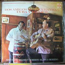 Afroantillana. Miguelito Valdes Y Roberto Blanco. Lp12