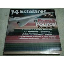 Disco Lp Franck Pourcel - Concorde - 14 Estelares De...-