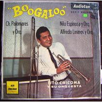 Afroantilla.tito Chicoma Y Su Orquesta.(boogaloo) Lp12´, Dpa