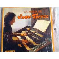 Excelente Disco Acetato De: La Magia De Juan Torres 8 Discos