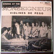 Afroantillana.monseigneur. Violines De Pego ,lp12´, Dvn