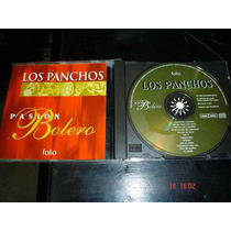 Los Panchos - Cd Album - Pasion Bolero Wsl
