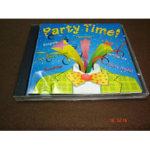 Roxette,enigma,hammer,vanilla Ice,madness-cd-party Time *mmu