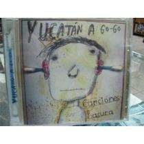 Yucatan A Go Go Canciones Basura Cd Sellado
