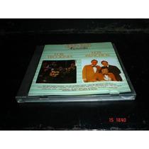 Los Tecolines, Los Panchos - Cd Album - Ases Musicales Bfn