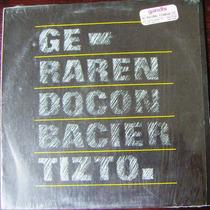 Jazz Mexicano, Gerardo Bátiz, Lp 12´, Hecho En México.