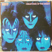 Rock Inter, Kiss, Creatures Of The Night, Lp12´, México, Bfn
