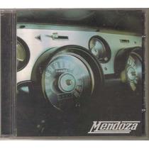 Mendoza - Mendoza ( Musica Alternativa Mexicana ) Cd Rock
