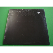 Lp Acdc - Back In Black / Iron Maiden Scorpions Judas Priest