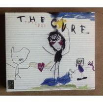 The Cure Cd+dvd Digipack Original Exc Estado