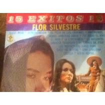 Disco Acetato De: Flor Silvestre
