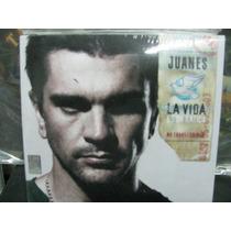 Juanes La Vida Es Un Ratico Cd + Dvd Sellado Dpa
