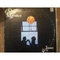 Disco Acetato De: Organo Melodico Juan Torres 3 Discos