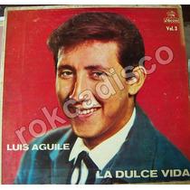 Afroantillana, Luis Aguile, La Dulce Vida, Lp12´,