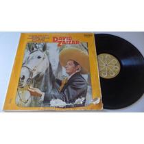 David Zaizar Disco Lp Vinyl Peerless 1976