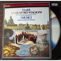 Clasica, Antonio Vivaldi, Le Quattro Stagioni, Lp12´,