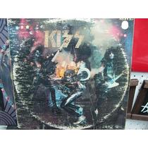 Kiss Alive 2lp Importado Vjr