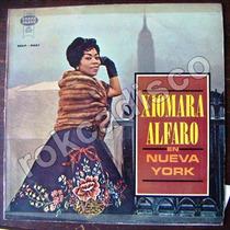 Afroantillana.xiomara Alfaro ( En Nuevayor )lp12´,