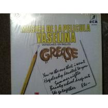 Disco Acetato De: Musica De La Pelicula Vaselina