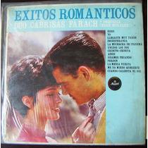 Afroantillana,duo Cabrisas Farach,exitos Romanticos Lp 2´dpa