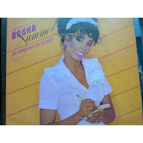 Disco Acetato De Donna Summer She Works Hard For The Money