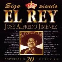 Jose Alfredo Jimenez Sigo Siendo El Rey Nuevo Envio Gratis