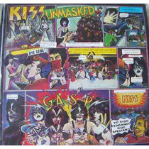 Rock Inter, Kiss, Unmasked, Lp 12´, Hecho En Colombia, Bfn