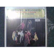 Disco L.p De Organo Melodico