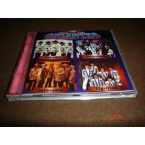 Pesado,invasores,intocable,tigrillo-cd-duelo De Gigantes Bim