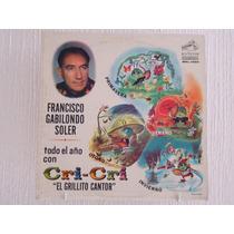 Cri Cri - El Grillito Cantor