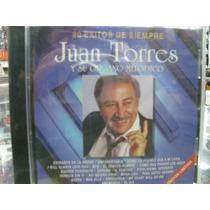 Juan Torres Y Su Organo Melodico 20 Exitos Cd Sellado Dpa