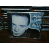 Marcos Llunas Cd Vida 1996 - Unica Edición - Raro