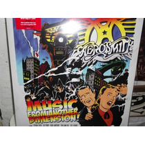 Aerosmith Music From Another Dimension 2lps Sellado Import