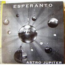 Cd Sencillo, Esperanto, Astro Jupiter, Bfn