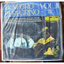 Bolero, El Negro Peregrino, Vol 2. Lp 12´, Wsl