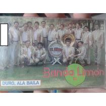 Kct La Arrolladora Banda El Limon Duro Ala B Sellado Y Nuevo
