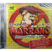 Grupo Marrano - Pornocorridos Y Mas Nuevo Cerrado